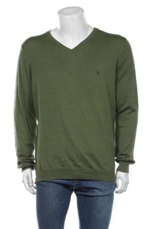 Pánský svetr  Diesel, Velikost XL, Barva Zelená, 85% bavlna, 15% polyamide, Cena  861,00Kč