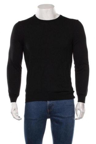 Pulover de bărbați Joop!, Mărime M, Culoare Negru, Lână, Preț 851,97 Lei