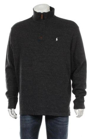 Pánský svetr  Polo By Ralph Lauren, Velikost XL, Barva Šedá, Cena  2694,00Kč