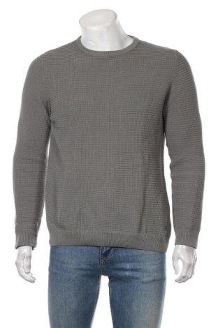Pulover de bărbați Premium By Jack & Jones, Mărime M, Culoare Verde, Bumbac, Preț 203,95 Lei