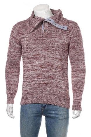 Pánský svetr  Review, Velikost S, Barva Červená, Bavlna, Cena  414,00Kč