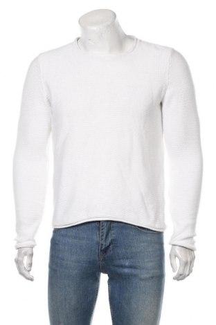 Pánský svetr  Review, Velikost M, Barva Bílá, Bavlna, Cena  383,00Kč
