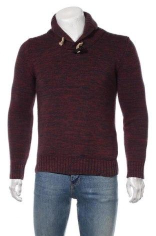 Pánský svetr  Review, Velikost M, Barva Červená, 60% bavlna, 40% Polyacryl, Cena  351,00Kč