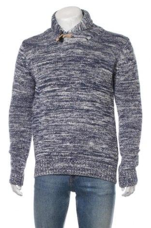 Pánský svetr  Review, Velikost M, Barva Modrá, 60% bavlna, 40% Polyacryl, Cena  383,00Kč
