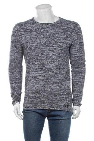 Мъжки пуловер Tom Tailor, Размер M, Цвят Син, Цена 46,50лв.