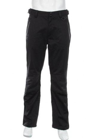 Мъжки спортен панталон DLX by Trespass, Размер M, Цвят Черен, Полиестер, Цена 51,70лв.