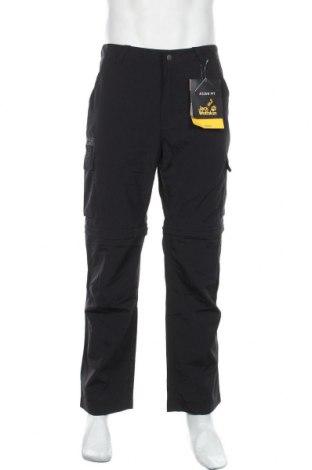 Мъжки спортен панталон Jack Wolfskin, Размер L, Цвят Черен, Полиамид, Цена 111,75лв.