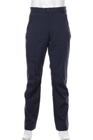 Мъжки спортен панталон Jack Wolfskin, Размер L, Цвят Син, 94% полиамид, 6% еластан, Цена 111,75лв.
