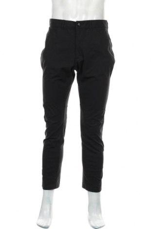 Мъжки спортен панталон Old Navy, Размер M, Цвят Черен, 100% полиестер, Цена 25,94лв.