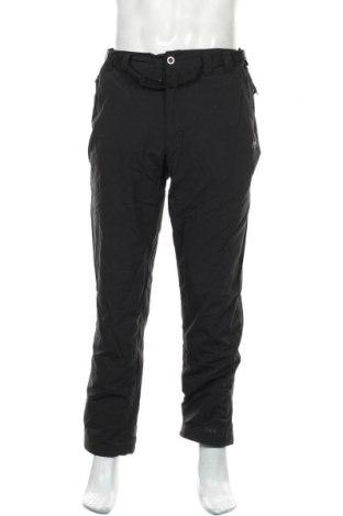 Pantaloni trening de bărbați Trespass, Mărime M, Culoare Negru, Poliamidă, Preț 226,97 Lei