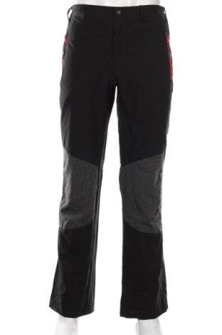 Мъжки спортен панталон Trespass, Размер L, Цвят Черен, 92% полиамид, 8% еластан, Цена 70,50лв.