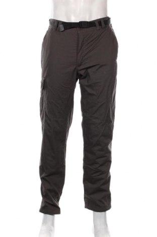 Pantaloni trening de bărbați Trespass, Mărime S, Culoare Gri, 65% poliester, 35% bumbac, Preț 170,07 Lei