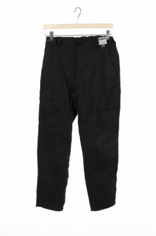 Мъжки спортен панталон Trespass, Размер XXS, Цвят Черен, 65% полиестер, 35% памук, Цена 47,52лв.