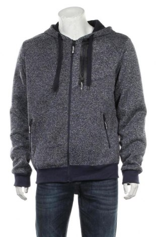 Męska bluza, Rozmiar XL, Kolor Niebieski, Cena 84,00zł