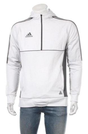 Pánská mikina  Adidas, Velikost M, Barva Bílá, Polyester, Cena  670,00Kč