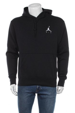 Męska bluza Air Jordan Nike, Rozmiar S, Kolor Czarny, 80% bawełna, 20% poliester, Cena 198,00zł