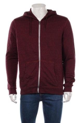 Męska bluza Clockhouse, Rozmiar L, Kolor Czerwony, 87% bawełna, 13% poliester, Cena 78,00zł