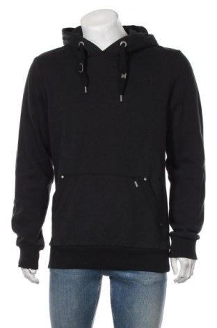 Pánská mikina  Dreimaster, Velikost L, Barva Černá, 70% bavlna, 30% polyester, Cena  968,00Kč