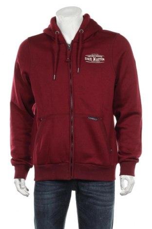 Pánská mikina  Dreimaster, Velikost XL, Barva Červená, 65% polyester, 35% bavlna, Cena  848,00Kč