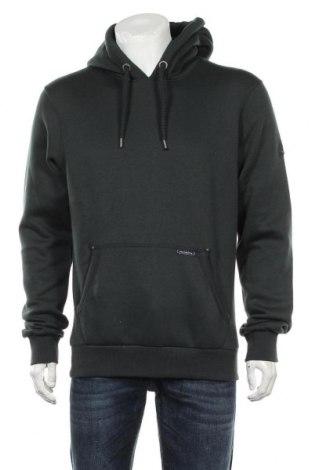 Pánská mikina  Dreimaster, Velikost L, Barva Zelená, 65% polyester, 35% bavlna, Cena  848,00Kč