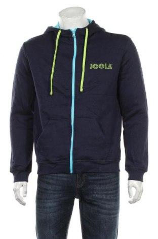 Мъжки суичър Joola, Размер S, Цвят Син, 80% памук, 20% полиестер, Цена 26,25лв.