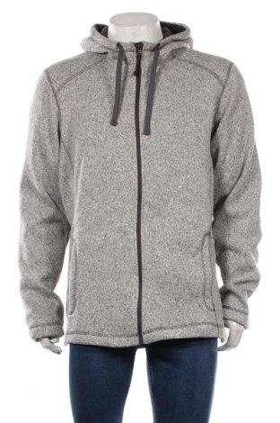 Męska bluza Livergy, Rozmiar XL, Kolor Szary, 100% poliester, Cena 114,00zł
