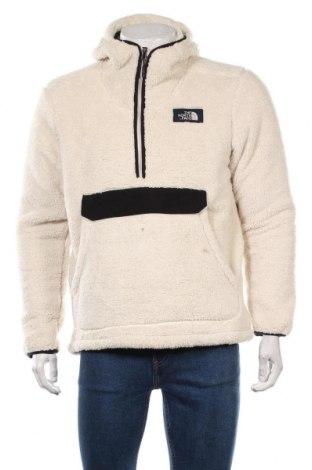 Мъжки суичър The North Face, Размер M, Цвят Екрю, Полиестер, Цена 91,50лв.