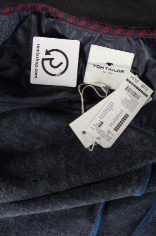 Мъжки суичър Tom Tailor, Размер XL, Цвят Син, 70% памук, 30% полиестер, Цена 59,25лв.