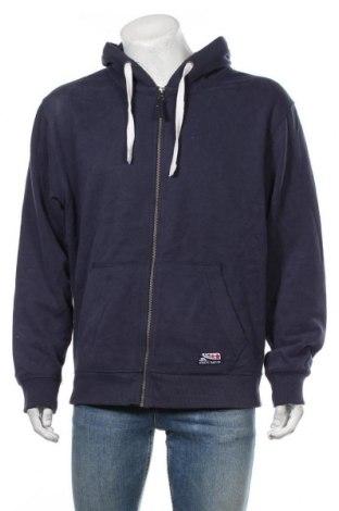 Męska bluza Trespass, Rozmiar XL, Kolor Niebieski, 80% bawełna, 20% poliester, Cena 132,00zł