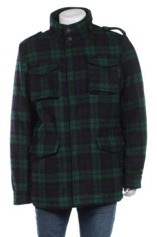 Мъжко палто Mo, Размер M, Цвят Зелен, Полиестер, Цена 81,75лв.