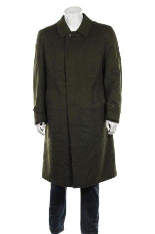 Palton de bărbați Werther, Mărime L, Culoare Verde, Preț 175,74 Lei