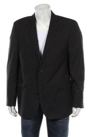 Мъжко сако A.W.Dunmore, Размер XL, Цвят Черен, 70% полиестер, 30% вискоза, Цена 28,35лв.