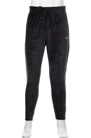 Pantaloni trening de bărbați Review, Mărime M, Culoare Gri, 75% bumbac, 25% poliester, Preț 157,90 Lei