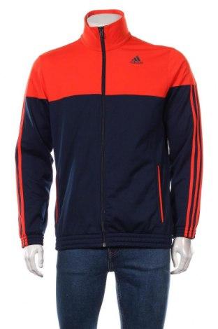 Pánský sportovní vrch Adidas, Velikost L, Barva Modrá, Polyester, Cena  542,00Kč