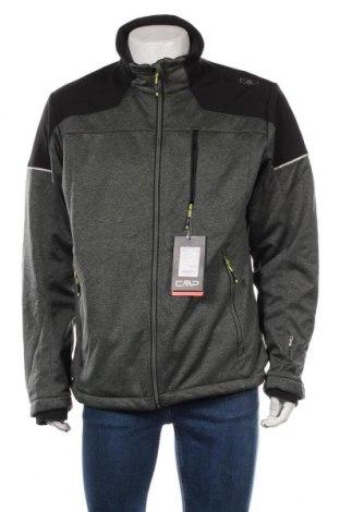Męska bluza sportowa CMP, Rozmiar XL, Kolor Zielony, Poliester, Cena 148,00zł