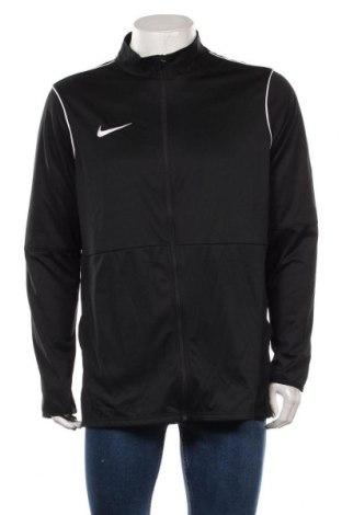 Bluză trening de bărbați Nike, Mărime XL, Culoare Negru, Poliester, Preț 116,05 Lei