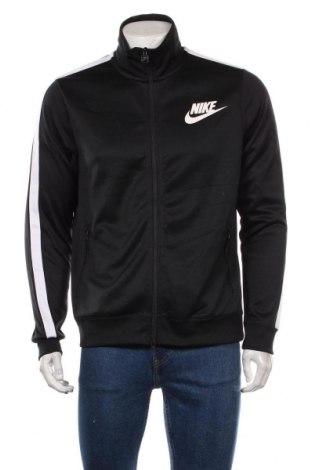 Bluză trening de bărbați Nike, Mărime L, Culoare Negru, Poliester, Preț 122,68 Lei