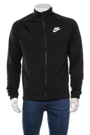 Bluză trening de bărbați Nike, Mărime M, Culoare Negru, Poliester, Preț 139,26 Lei