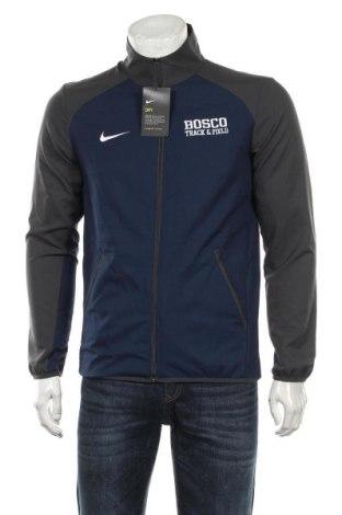 Bluză trening de bărbați Nike, Mărime S, Culoare Gri, Poliester, Preț 261,95 Lei