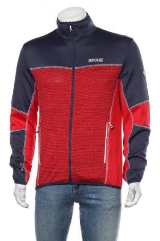 Męska bluza sportowa Regatta, Rozmiar M, Kolor Niebieski, 96% poliester, 4% elastyna, Cena 168,00zł