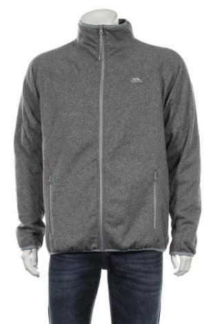 Męska bluza sportowa Trespass, Rozmiar L, Kolor Szary, Poliester, Cena 148,00zł