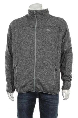 Męska bluza sportowa Trespass, Rozmiar L, Kolor Szary, Poliester, Cena 138,75zł