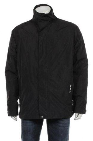 Мъжко спортно яке Rukka, Размер XL, Цвят Черен, Полиестер, Цена 35,28лв.