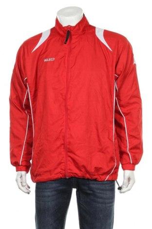 Pánská sportovní bunda  Select, Velikost L, Barva Červená, Polyester, Cena  515,00Kč