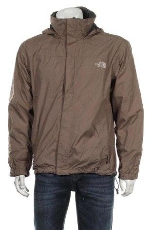 Мъжко спортно яке The North Face, Размер M, Цвят Зелен, Полиамид, Цена 112,35лв.