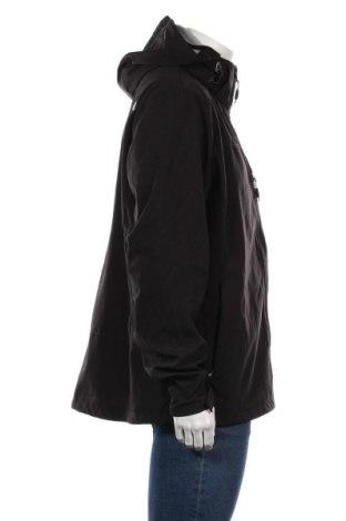 Мъжко спортно яке Trespass, Размер XXL, Цвят Черен, 100% полиестер, Цена 91,50лв.
