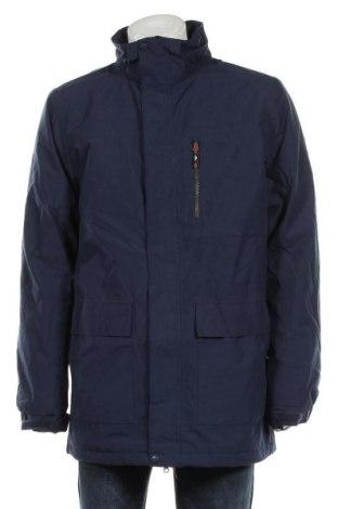 Мъжко спортно яке Trespass, Размер XL, Цвят Син, Полиестер, Цена 89,50лв.