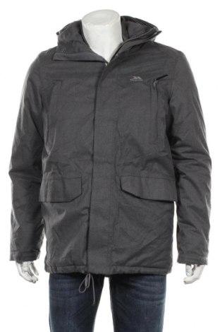 Мъжко спортно яке Trespass, Размер S, Цвят Сив, Полиестер, Цена 78,97лв.