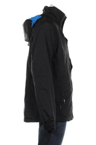 Мъжко спортно яке Trespass, Размер XXL, Цвят Черен, Полиамид, Цена 64,96лв.