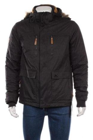 Мъжко спортно яке Trespass, Размер S, Цвят Сив, Полиестер, Цена 77,40лв.